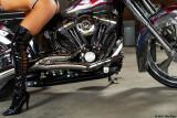 Corine and Harley 9_25_11 Hog Heaven