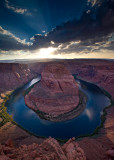 HOrseshoe Bend, Colorado River, Page
