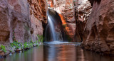 Waterfall, Secret Canyon, Sedona