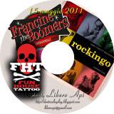 Francine & the Boomers + Rockingo @ Fun House Tattoo Club - 15/05/2011