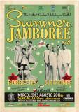 The Bobbettes & The Cleftones @ Summer Jamboree #12 - Senigallia 03/08/2011