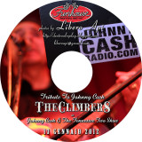 THE CLIMBERS - Johnny Cash & The Tennesse Two Show @ Fun House Tattoo Club - 13/01/2012