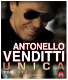Antonello Venditti Unica Tour 2012 - Ancona 31/03/2012