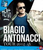 Biagio Antonacci Tour 2012 - Ancona 15/05/2012