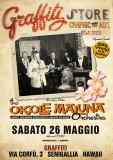 Okole Maluna Orchestra @ Graffiti Store - Senigallia 26/05/2012