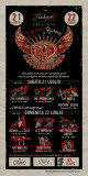 HEART QUAKE OF NEVER ALONE @ Fun House Tattoo Club - 21-22/07/2012