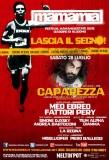CAPAREZZA L'eretico Tour 4 – L'estinzione @ Mamamia - Senigallia 28/07/2012