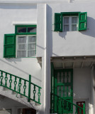 Mykonos Green Pattern House.jpg