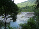 Our drop in point for the Rio Cangrejal