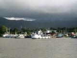 Looking back at La Ceiba