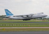 Manchester International Airport 2012