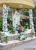 Altar for the Virgin on Isla Taboga