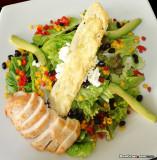 Salad at Marina Marina Restaurant
