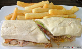 Cesar's sandwich at Marina Marina Restaurant