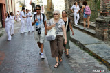 Walking around the streets of Casco Viejo