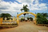 Seaside park in San Pedro