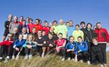 Trainingsweekeinde maart 2011