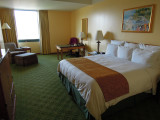 Tegucigalpa Marriott hotel - my room