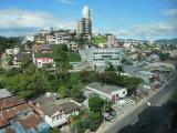 Tegucigalpa Marriott hotel - view from room