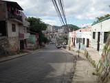 Tegucigalpa walking to centro