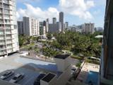 Honolulu DoubleTree by Hilton Alana Waikiki  view from room