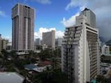 Honolulu Aqua Waikiki Wave room view