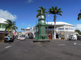 Basseterre centre of town