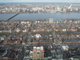 Boston Prudential Tower view