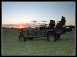 Uri at sunset, Little Kwara