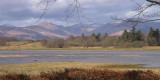 Glen Luss hills and Wards Pond, Loch Lomond NNR