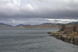 West Loch Tarbet from the Calmac ferry