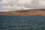 In the Sound of Islay with Jura to the right