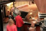 Inside the Bowmore Distillery - the mashing tank