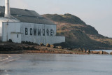 The Bowmore Distillery from the harbour