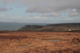 Looking west from the RSPB car park at the Mull of Oa