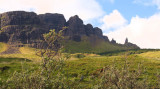 The Storr and Old Man of Storr, Isle of Skye