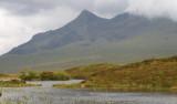 Sgurr nan Gillean from near Sligachan, Isle of Skye
