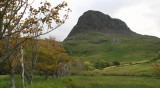 Preshal Mor from Talisker, isle of Skye