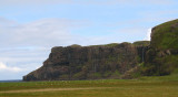 The cliffs of Talisker Bay, Isle of Skye