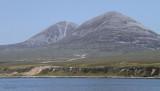 Paps of Jura from Port Askaig, Islay