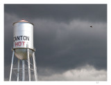 Water tower -Canton, KS