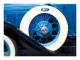 Blue Ford
