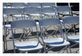 Chairs on parade