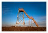 Observation stand, Maxwell Refuge
