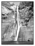 Waterfall above Calf  Creek.