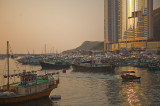 Dawn in the Typhoon Shelter