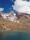 Glacial lake, Tos