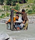 Crossing the Chenab, Tindi