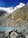 Parbati glacier