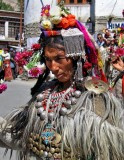 Woman from Dha Hanu